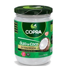 Óleo de coco 500ml - Copra