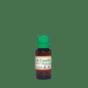 ÓLEO DE COPAÍBA - 20 ml Puro