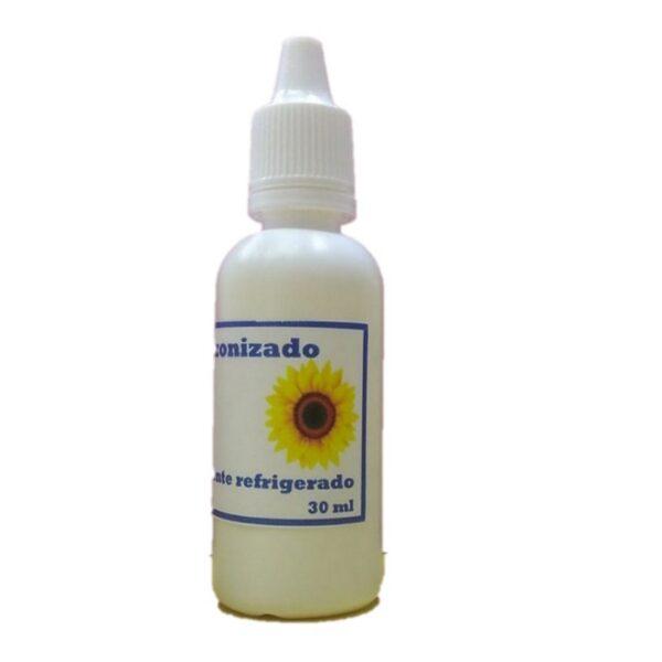 Óleo De Girassol Ozonizado 30 ml